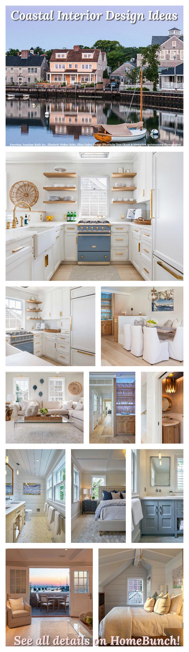 Coastal Home Bunch Coastal Interior Design Ideas