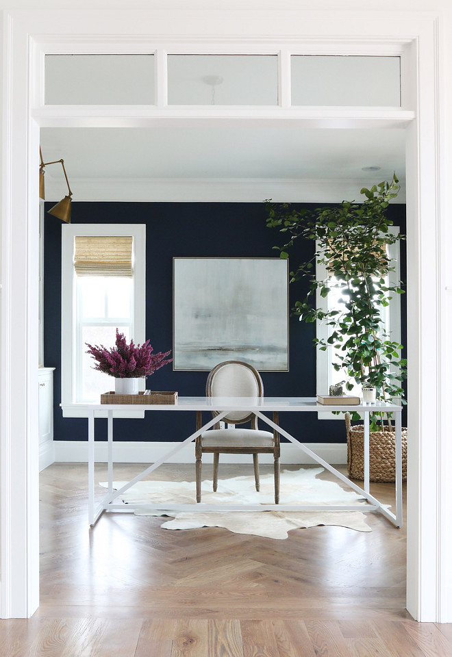Deep Royal by Benjamin Moore Navy Blue Paint Color Deep Royal by Benjamin Moore