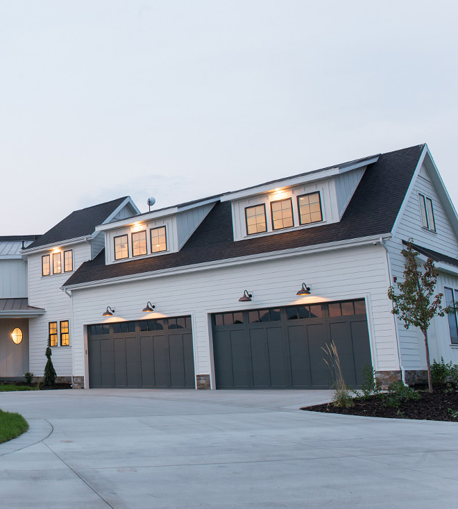 Charcoal Gray Garage Doors Downpipe by Farrow and Ball Charcoal Gray Garage Doors Paint Color Downpipe by Farrow and Ball