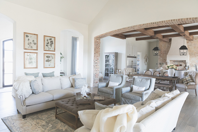 French Interior Layout Ideas