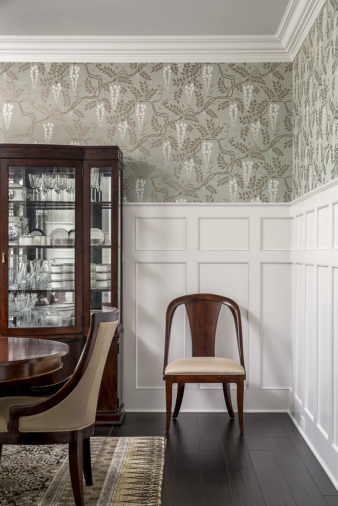 Wallpaper Farrow and Ball Wisteria BP 2202