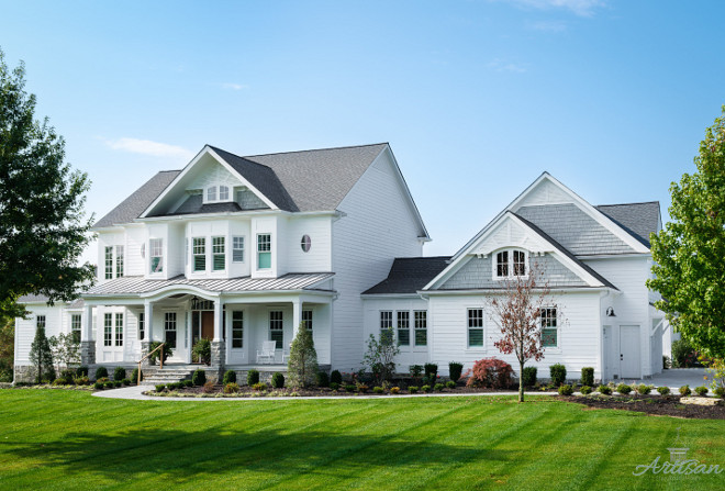 Home Exterior Inspiration new construction home inspiration