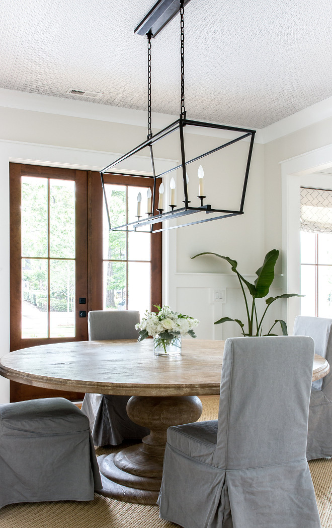 Round Dining Table Inspiration Dining room with round Dining Table