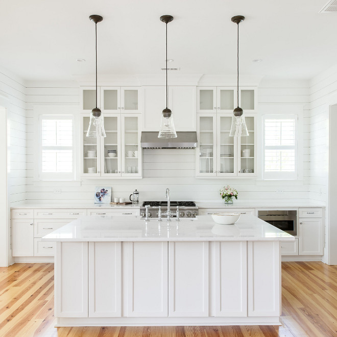 Sherwin Williams White Kitchen Cabinet Paint
