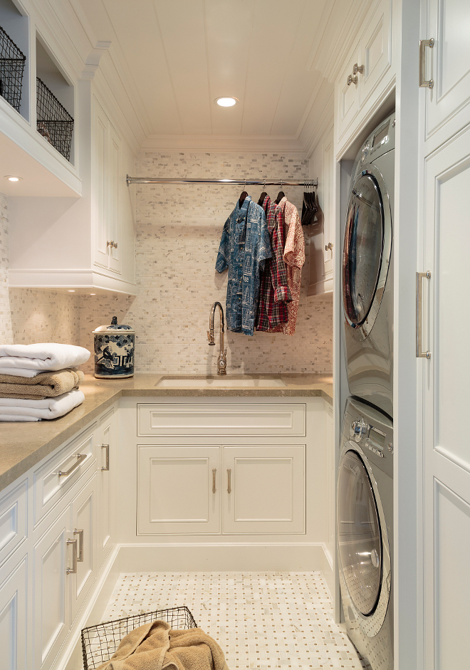 Stacked Washer Dryer Cabinet Stacked Washer Dryer Cabinet Ideas Laundry room Stacked Washer Dryer Cabinet