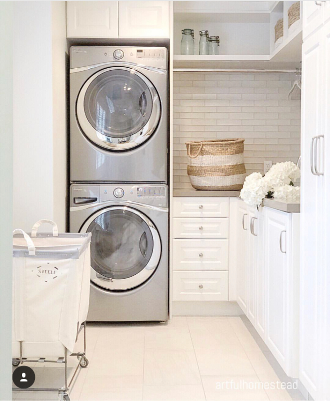 Stacked Washer Dryer Laundry Room Ideas Neutral Laundry Room Stacked Washer Dryer Laundry Room Ideas Stacked Washer Dryer Laundry Room Ideas