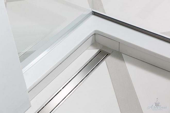 Linear Shower Drain Linear Shower Drain Ideas Shower with Linear Shower Drain Linear Shower Drain