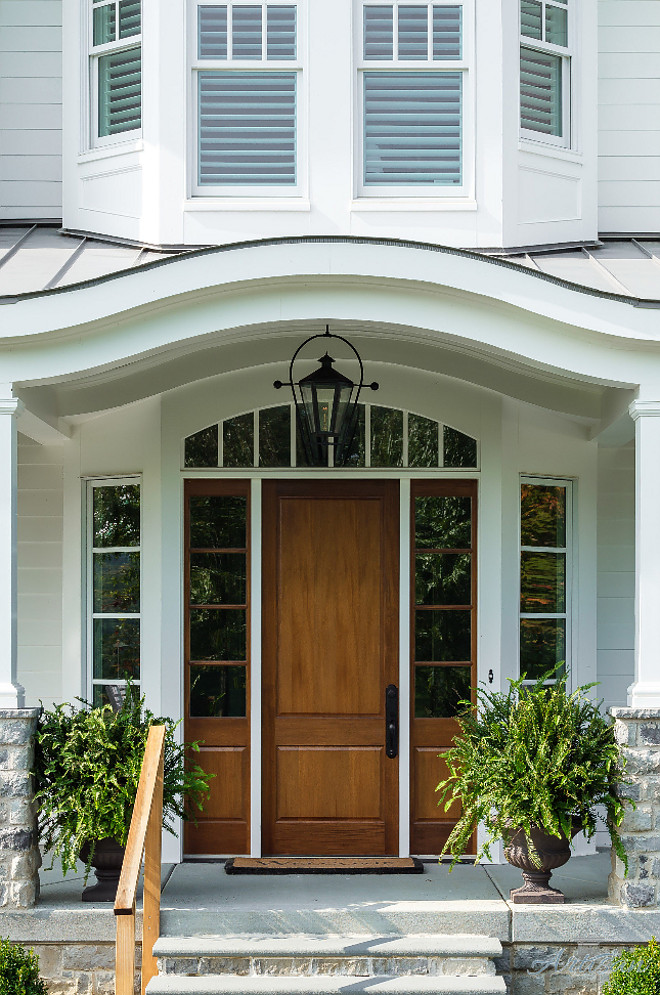 Wooden Front Door Front porch Wooden Front Door Wooden Front Door