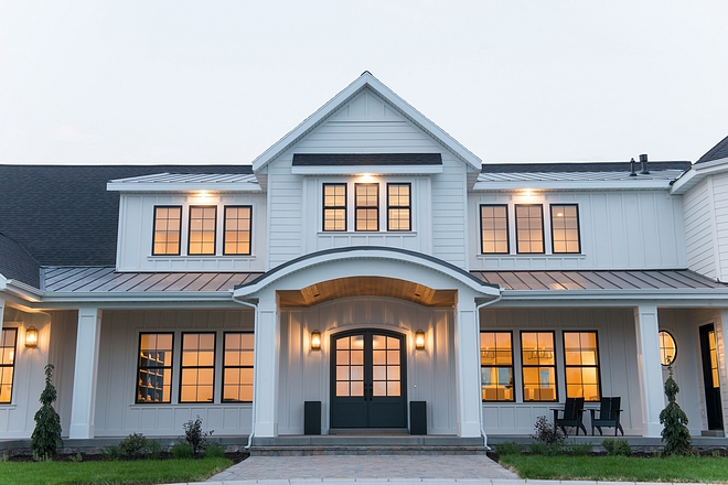 New Construction Modern Farmhouse Design Home Bunch
