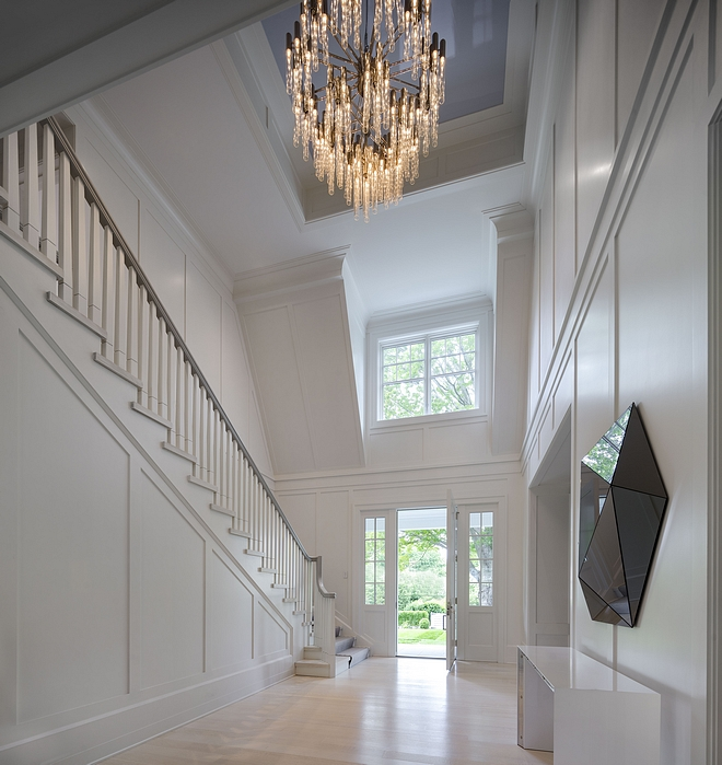 Foyer Paneling Foyer Paneling Foyer White Paneling Foyer Paneling Ideas