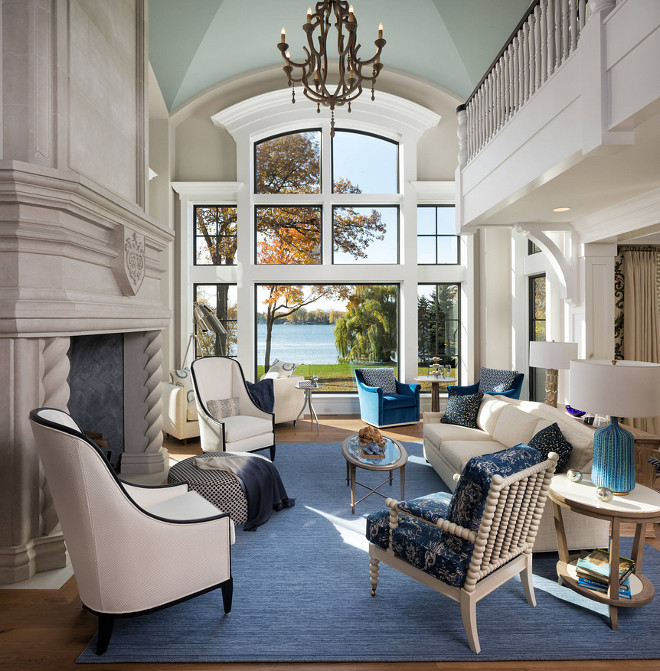 Formal Living Room: Traditional Interior Design Ideas
