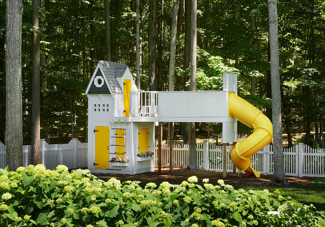 Custom Backyard Playground