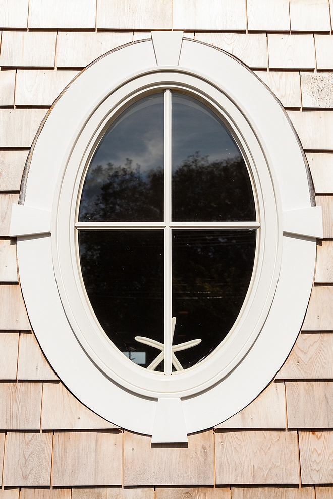Window trim Dove White by Benjamin Moore Window trim ideas exterior window trim classc window trim Dove White by Benjamin Moore