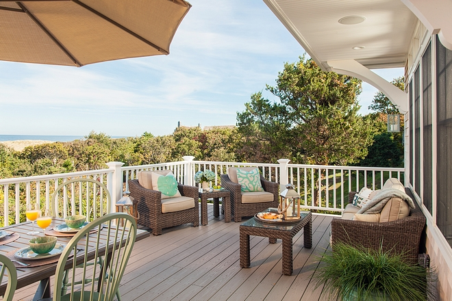 Summer Deck Decor Ideas