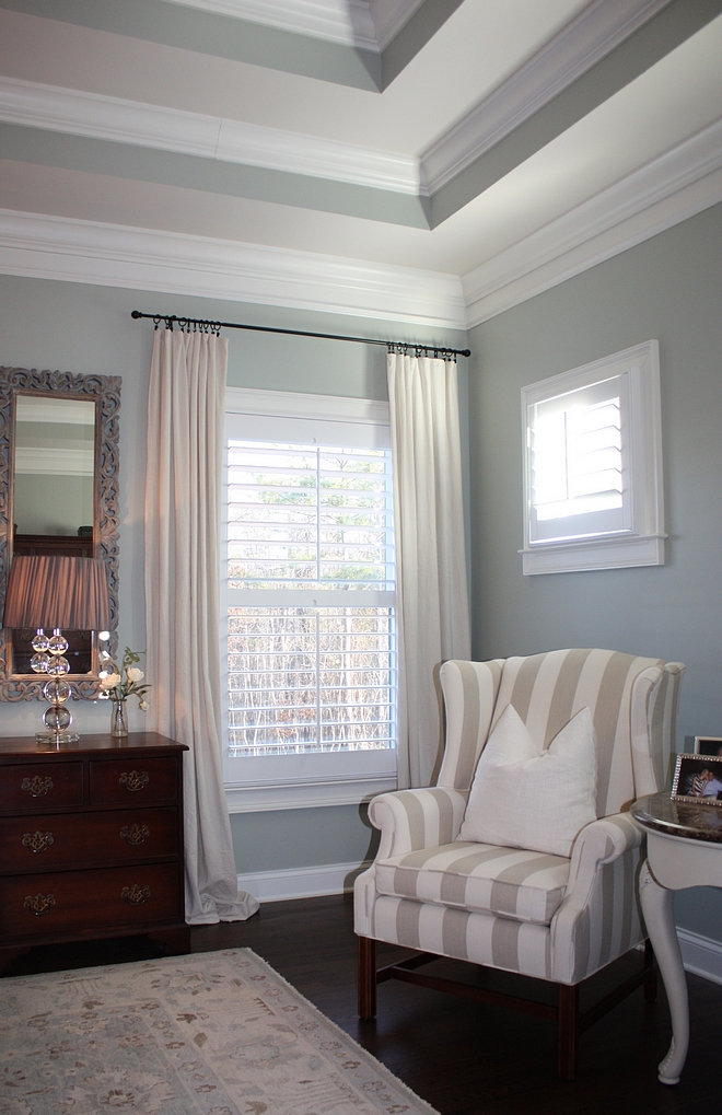 Comfort Gray by Sherwin Williams wall color