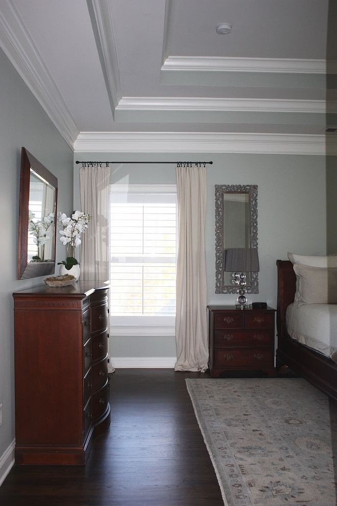 Sherwin Williams 6205 Comfort Gray Grey Bedroom Paint Color Sherwin Williams 6205 Comfort Gray