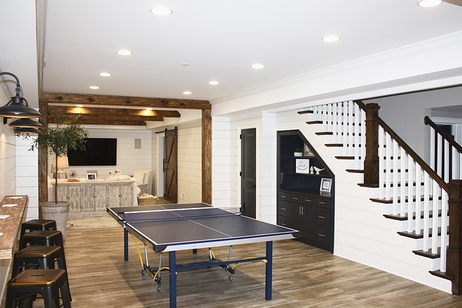 Basement Flooring Best Basement Flooring Luxury Vinyl in Seaport Sandpiper Manninton Residential