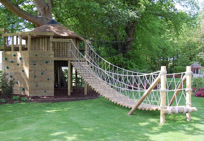 Playground Design Landscape Kids