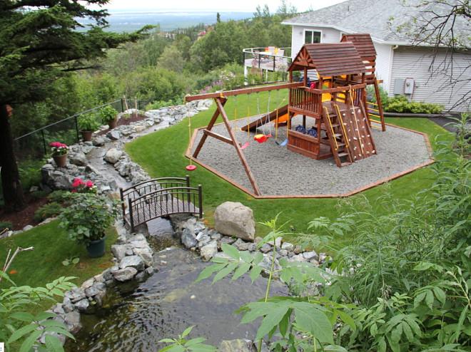 Backyard Playground Ideas Home Bunch Interior Design Ideas