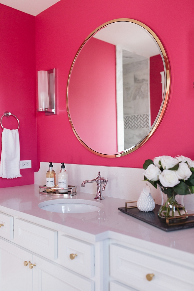 Royal Fuchsia by Benjamin Moore wall color Royal Fuchsia by Benjamin Moore Royal Fuchsia by Benjamin Moore