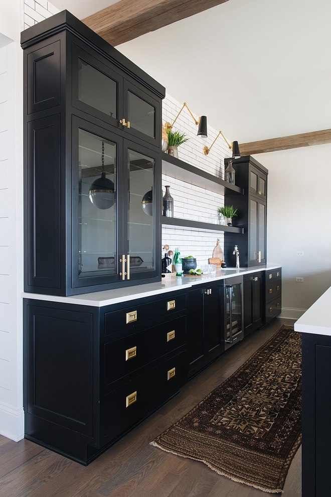 Benjamin Moore Black cabinet Black cabinet paint color Benjamin Moore Black Benjamin Moore Black