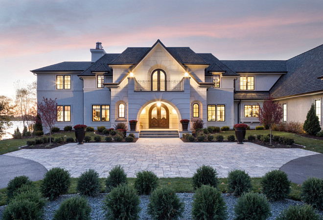 Traditional Lakehouses Traditional Lakehouse Exterior Photos Traditional Stucco Lakehouse Traditional Lakehouse