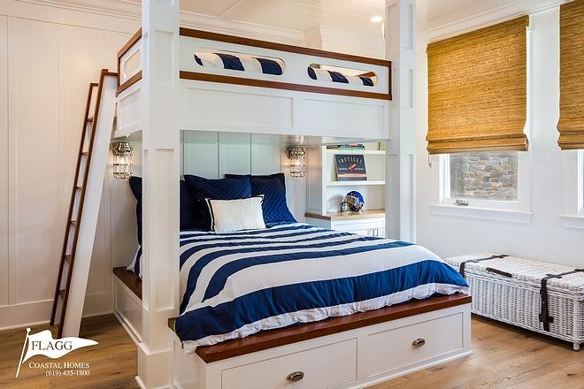 Bunk room queen bed Bunk room queen bunkbed Queen Bunk Room Custom bunk room with queen bunkbeds