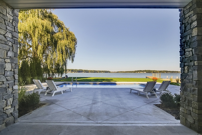 Concrete Pool Patio Affordable and safe