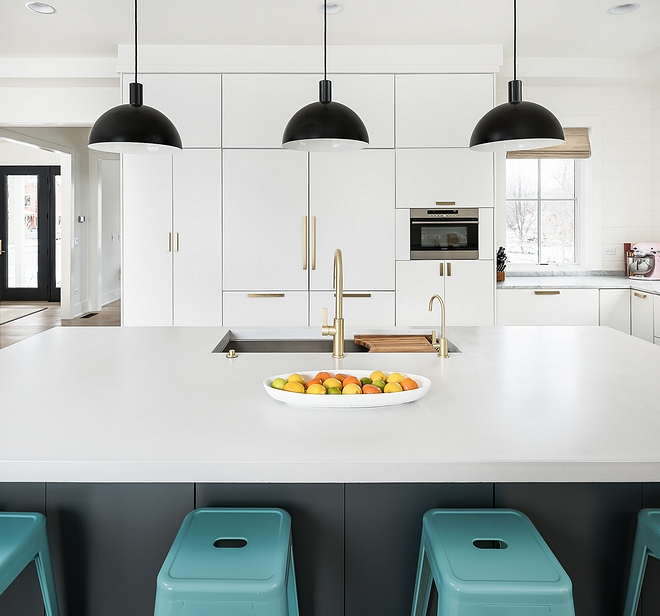 Polished concrete countertop Kitchen Polished concrete countertop Polished concrete countertop ideas
