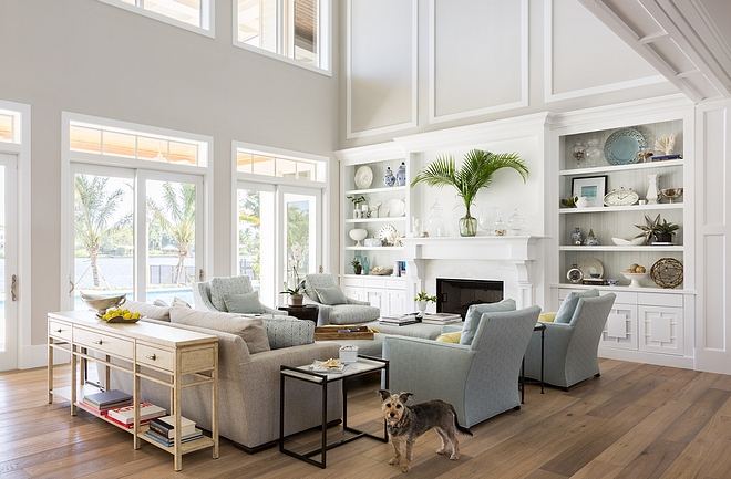 Beach House Interior Design Photos: Florida Waterfront Beach House