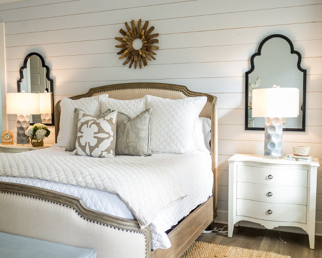 Bedroom mirrors Bedroom mirror above nightstand Bedroom mirror Bedroom mirrors source on Home Bunch
