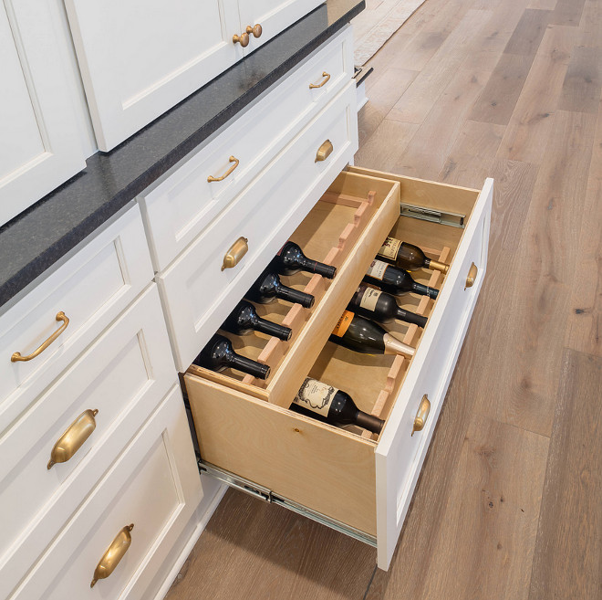Kitchen Cabinet with Wine Drawer Kitchen hutch features a wine drawer This is a way to keep your wine handy without having to display them Kitchen cabinet Kitchen Cabinet with Wine Drawer Kitchen Cabinet with Wine Drawer