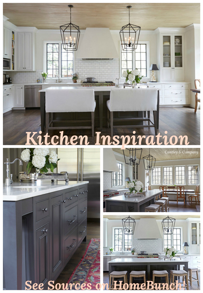 Kitchen Inspiration sources on Home Bunch