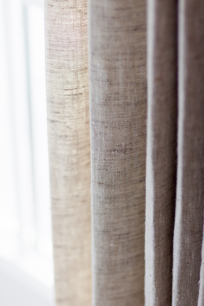 Flax Drapes Neutral drapes Neutral drape souce on Home Bunch