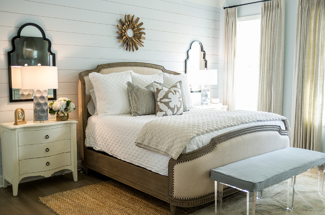 Modern Farmhouse Bedroom Decor sources on Home Bunch