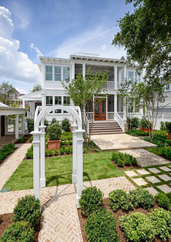 New Construction Home Architecture Design Ideas