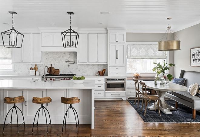 Kitchen Hardwood Flooring Wood Floor Minwax Dark walnut on white oak Hardwood floor Floor Minwax Dark walnut on white oak #Kitchen #HardwoodFlooring #Floor #Minwax #Darkwalnut #whiteoak