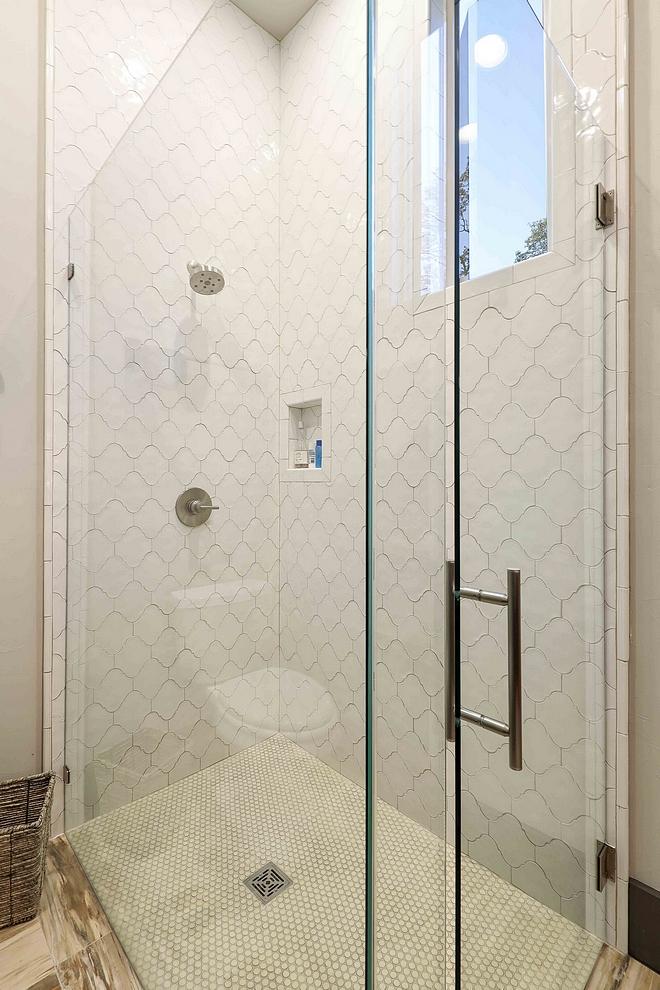 Glazed Arabesque Shower Tile Bathroom shower tile Glazed Arabesque Shower Tile Glazed Arabesque Shower Tile #GlazedArabesque #Shower #Tile
