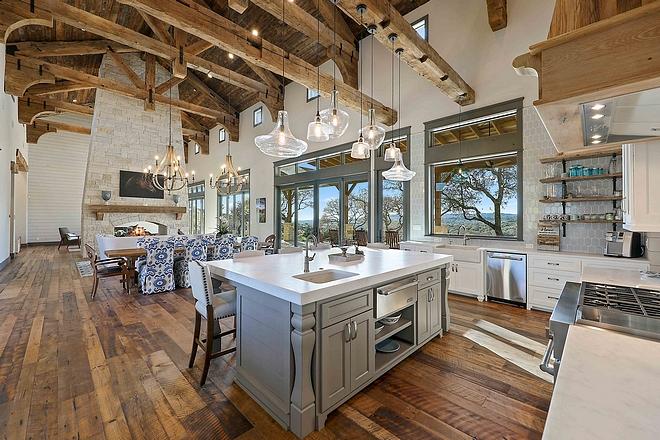 Open Kitchen Layout Open Kitchen Layout Ideas Open Kitchen Layout #OpenKitchenLayout #OpenKitchen