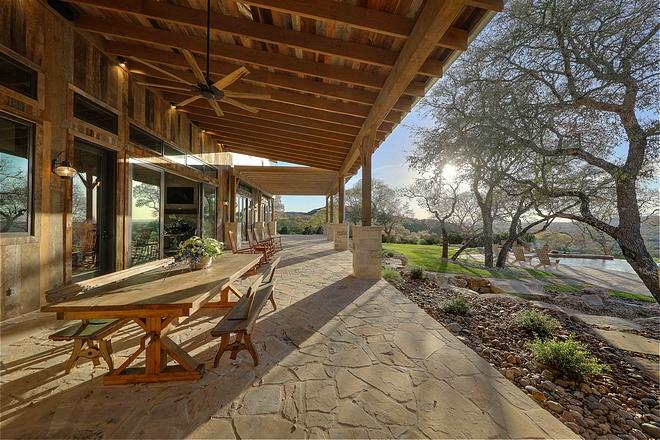 Long Porch Ideas Long Porch Long Porch #LongPorch