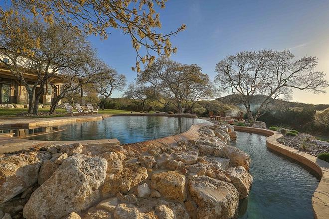 Pool Design Ideas Rustic Pools #pools