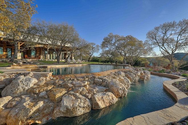 Pool River Ideas
