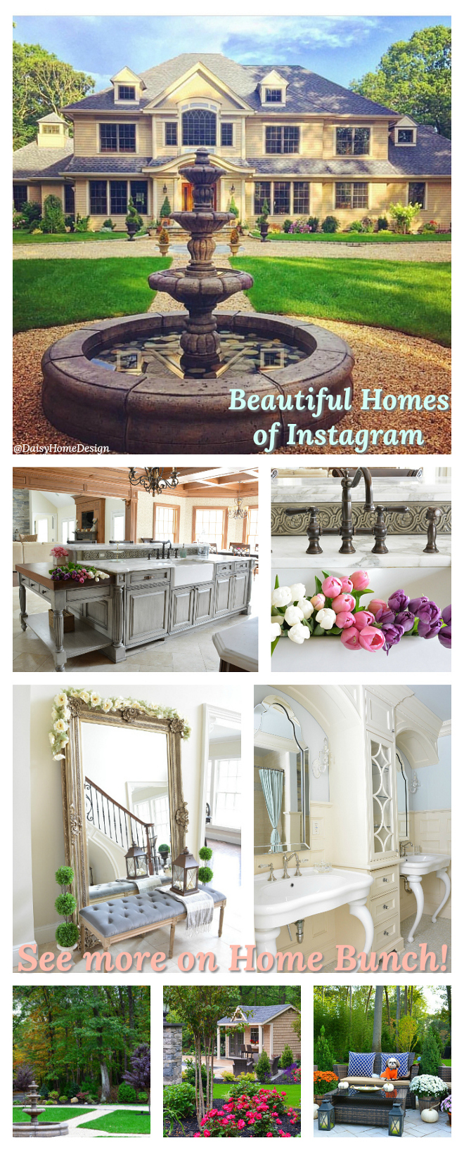 Beautiful Homes of Instagram @DaisyHomeDesign
