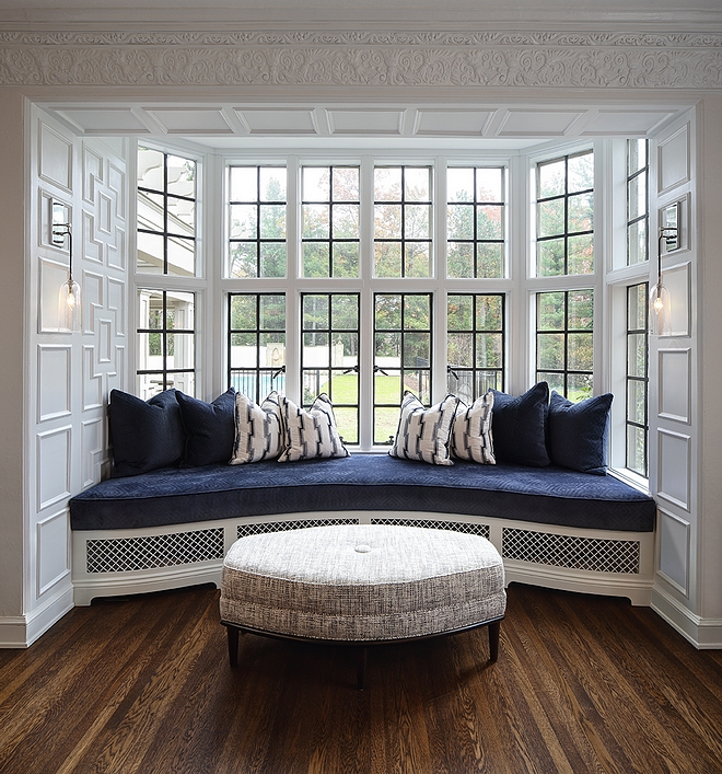 Window seat wainscoting Window seat wainscoting ideas Window seat wainscoting Classic Window seat wainscoting #Windowseatwainscoting #Windowseat #wainscoting