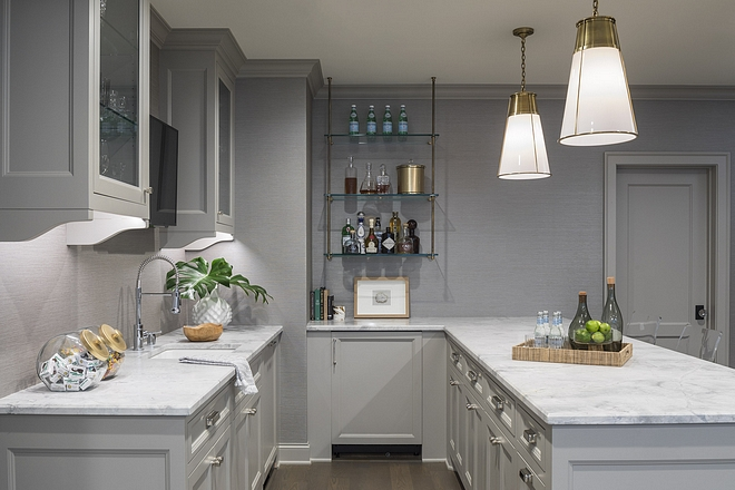 Cape May Cobblestone 1474 by Benjamin Moore Grey cabinet paint color Cape May Cobblestone 1474 by Benjamin Moore Best Grey cabinetry paint color Cape May Cobblestone 1474 by Benjamin Moore #CapeMayCobblestone1474byBenjaminMoore #CapeMayCobblestoneBenjaminMoore #greycabinetry #paintcolors