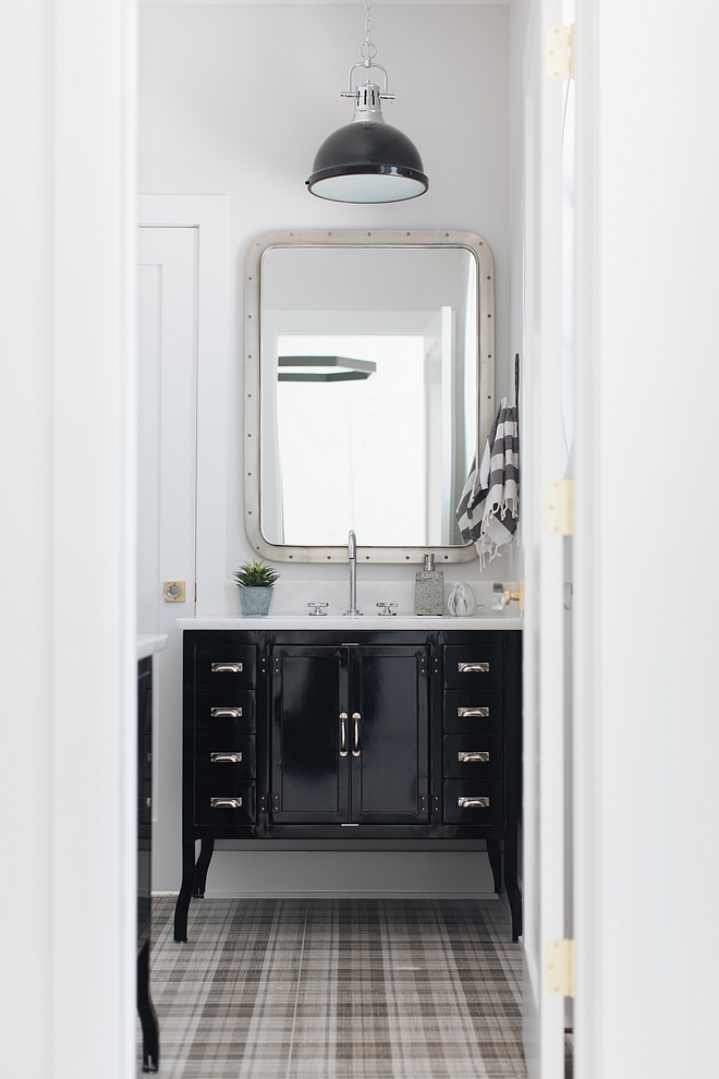Metal Pharmacy Washstand from Restoration Hardware Metal Vanity Metal Pharmacy Washstand from Restoration Hardware Metal Pharmacy Washstand from Restoration Hardware #MetalVanity #PharmacyWashstand #RestorationHardware