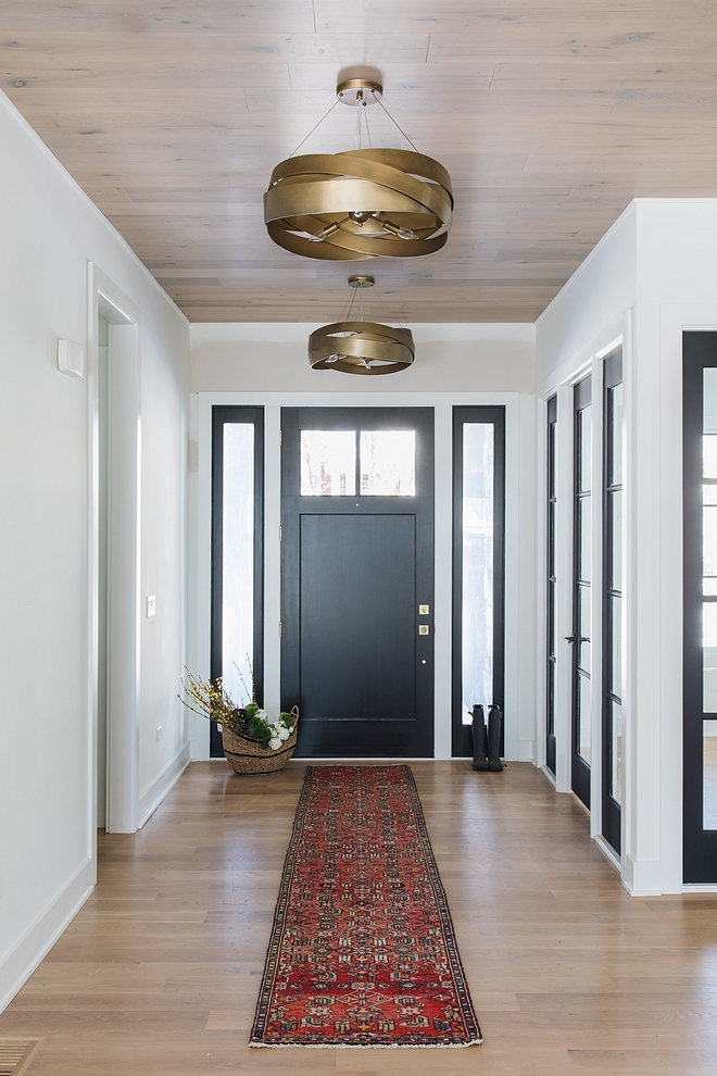 Black Interior Door Paint Color Sherwin Williams Tricorn Black Black Interior Door Paint Color Sherwin Williams Tricorn Black Paint Color #BlackInteriorDoor #InteriorDoor #Blackdoor #PaintColor #SherwinWilliamsTricornBlack