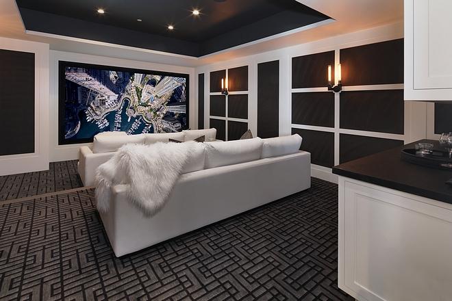 Luxurious media room design ideas Luxurious media room design Luxurious media room design #Luxuriousinterior #mediaroom