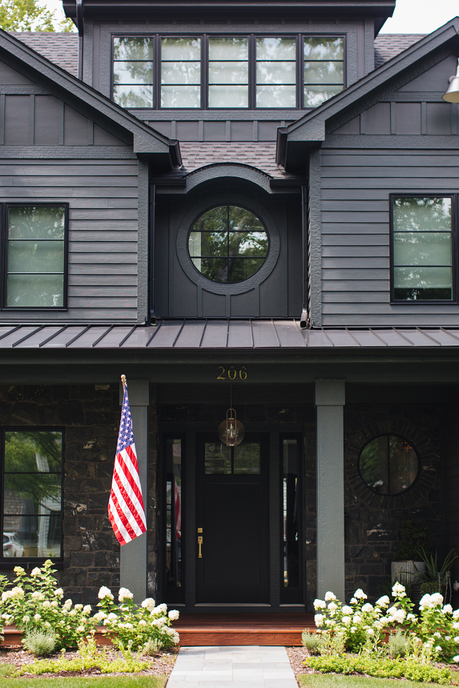 Rock Bottom by Sherwin Williams Black Door Paint Color Rock Bottom by Sherwin Williams Black Door Paint Color Rock Bottom by Sherwin Williams Black Door Paint Color #RockBottombySherwinWilliams #BlackDoor #BlackPaintColor #blackfrontdoor