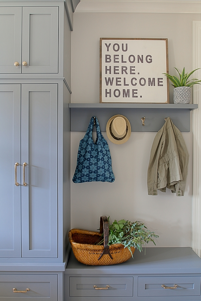 Benjamin Moore Boothbay Gray Benjamin Moore Boothbay Gray Blue Gray Paint Color Benjamin Moore Boothbay Gray #bluegray #paintcolor #BenjaminMooreBoothbayGray